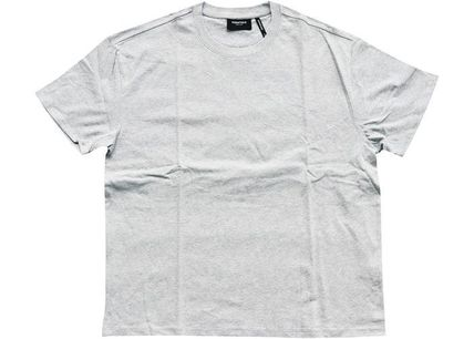 FEAR OF GOD More T-Shirts Unisex Street Style Plain Short Sleeves T-Shirts 6