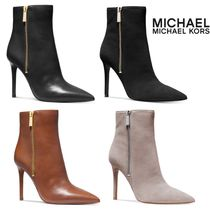 Michael Kors Leather Ankle & Booties Boots
