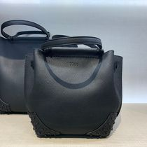 TOD'S 2WAY Plain Leather Shoulder Bags
