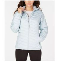Columbia Short Dots Down Jackets