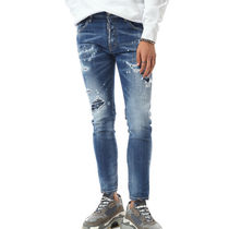 D SQUARED2 Street Style Jeans