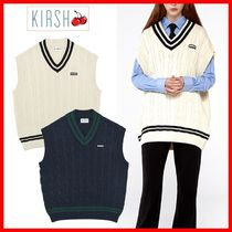 KIRSH Casual Style Street Style Vests