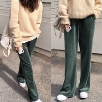 Casual Style Street Style Plain Long Home Party Ideas