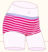 THINX Kids Girl Underwear