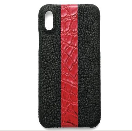 Leather iPhone X iPhone XS Smart Phone Cases