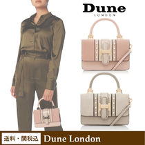 Dune LONDON Faux Fur 2WAY Party Style Office Style Python Elegant Style