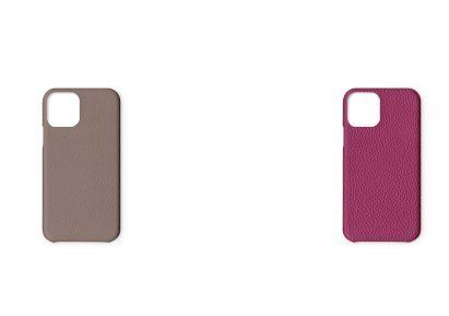 Leather iPhone 11 Pro Smart Phone Cases