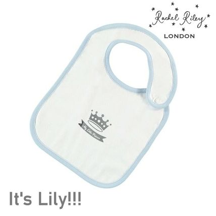 Rachel Riley Baby Boy Bibs & Burp Cloths