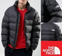 THE NORTH FACE Nuptse Short Street Style Plain Down Jackets