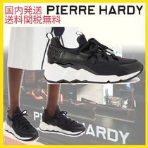 Pierre Hardy Rubber Sole Casual Style Unisex Blended Fabrics Street Style