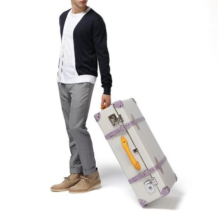 Unisex Collaboration Luggage & Travel Bags