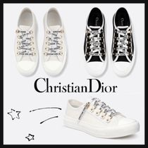 Christian Dior Casual Style Unisex Street Style Bi-color Plain Party Style