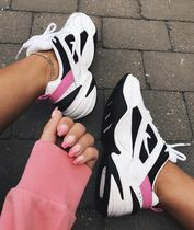 Nike M2K TEKNO Casual Style Street Style Logo Low-Top Sneakers