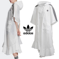 adidas Stripes Street Style Collaboration Ponchos & Capes