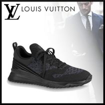 Louis Vuitton Blended Fabrics Street Style Sneakers