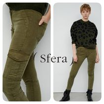 Sfera Casual Style Denim Plain Medium Skinny Pants
