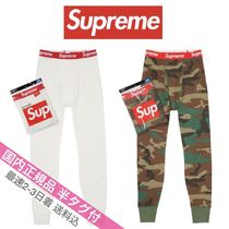 Supreme Unisex Street Style Collaboration Underwear & Roomwear