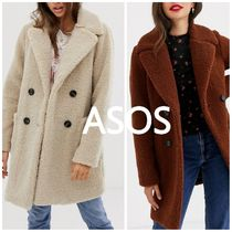 ASOS Plain Long Coats