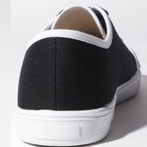 Agnes b Casual Style Unisex Logo Low-Top Sneakers