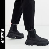 ASOS Faux Fur Street Style Chelsea Boots Chelsea Boots
