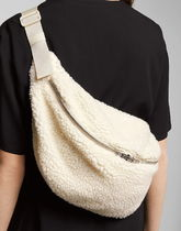 Weekday Casual Style Unisex Plain Crossbody Shoulder Bags