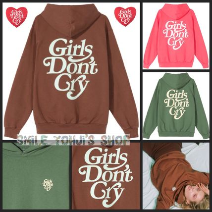 Girls Don't Cry Hoodies Street Style Hoodies