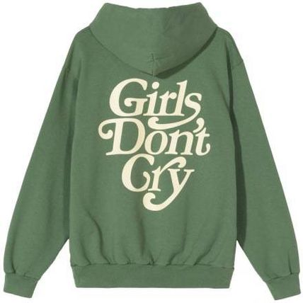 Girls Don't Cry Hoodies Street Style Hoodies 6