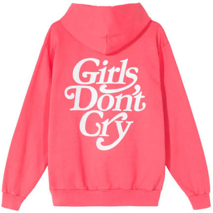 Girls Don't Cry Hoodies Street Style Hoodies 13