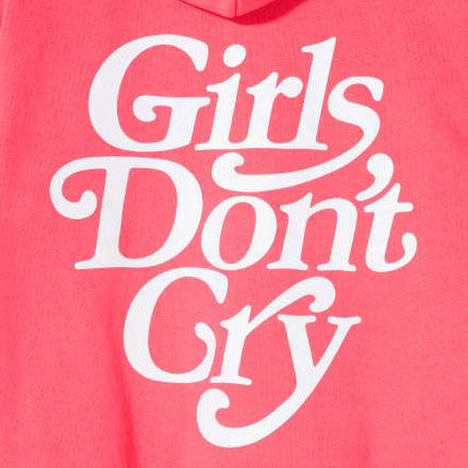 Girls Don't Cry Hoodies Street Style Hoodies 14
