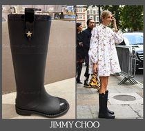 Jimmy Choo Star Flat Boots