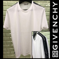 GIVENCHY Street Style Short Sleeves T-Shirts