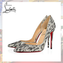 Christian Louboutin Other Animal Patterns Leather Pin Heels Party Style