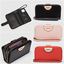MIMCO Leather Smart Phone Cases
