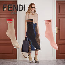 FENDI Casual Style Elegant Style Accessories