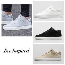 Bee Inspired Clothing Unisex Faux Fur Street Style Plain Sneakers