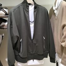 BRUNELLO CUCINELLI Short Casual Style Plain Varsity Jackets
