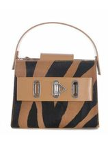 SALAR MILANO Casual Style Street Style Plain Leather Shoulder Bags