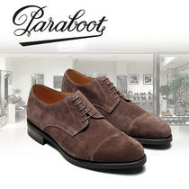 Paraboot Moccasin Plain U Tips Loafers & Slip-ons