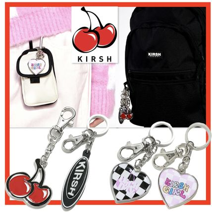 Street Style Keychains & Bag Charms