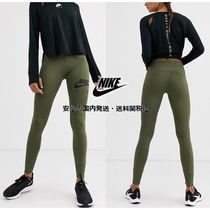 Nike Street Style Plain Leggings Pants