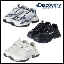 Discovery EXPEDITION Unisex Street Style Sneakers