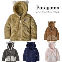 Patagonia Unisex Blended Fabrics Baby Girl Outerwear