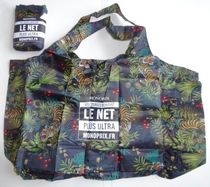 MONOPRIX Unisex A4 2WAY Other Animal Patterns Shoppers