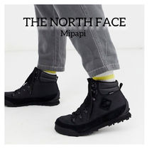 THE NORTH FACE Mountain Boots Street Style Outdoor Boots
