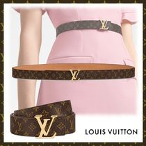 Louis Vuitton MONOGRAM Monogram Casual Style Leather Party Style Office Style