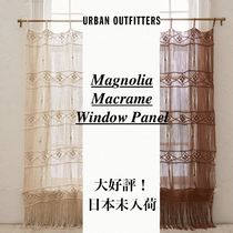 Urban Outfitters Fringes Ethnic Curtains