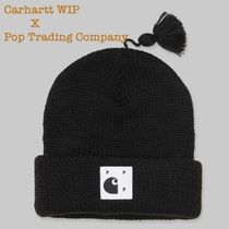 Carhartt Street Style Collaboration Knit Hats