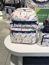 LeSportsac Tropical Patterns Casual Style Backpacks