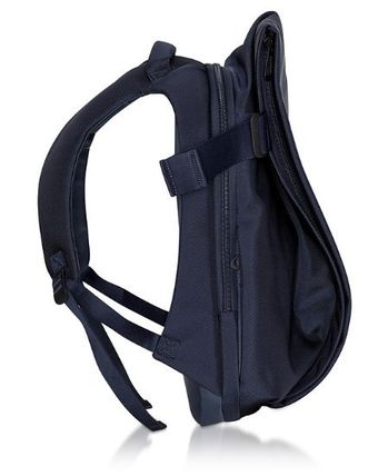 Unisex Nylon 2WAY Plain Backpacks