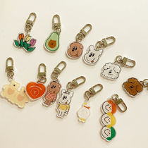 1107 Keychains & Bag Charms